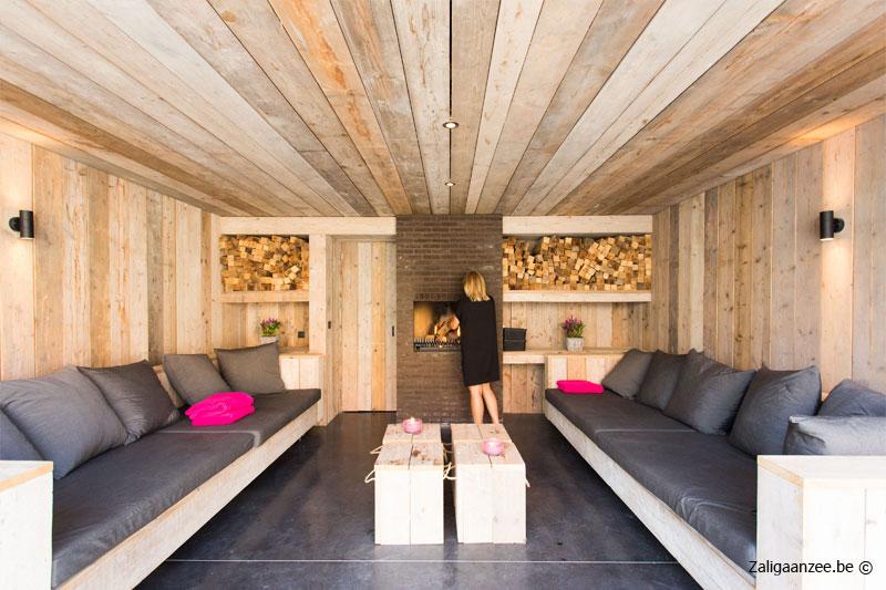 Charmant huis Belgische Kust : te huur bij ZaligAanZee