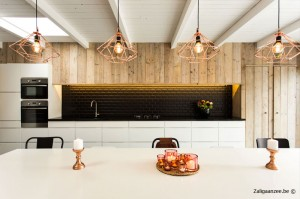 Open leefkeuken huis Belgische Kust ZaligAanZee.be
