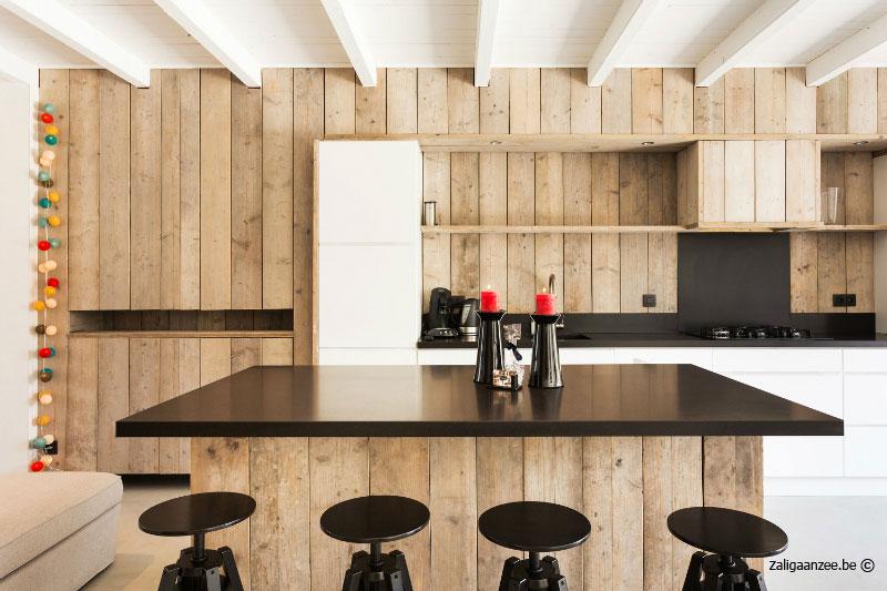 Keuken Steigerhout Te Koop : Personen 10 Zee Aan Vakanteihuis