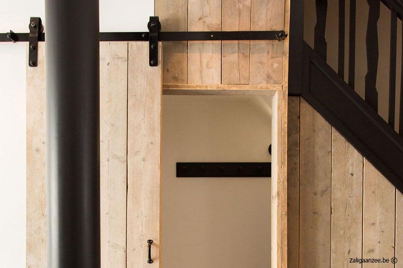 houten banken huren