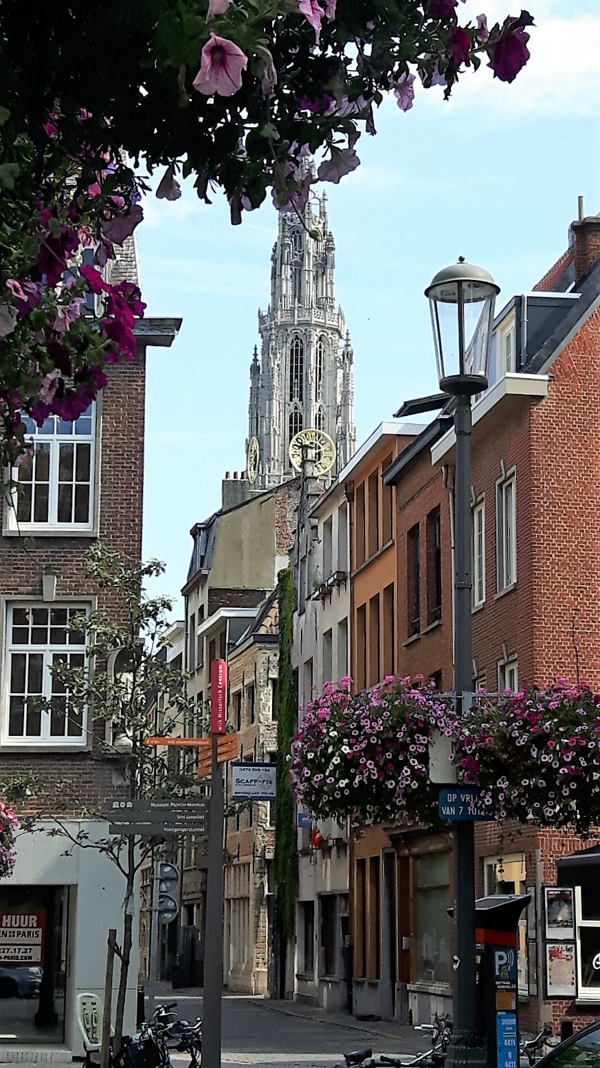 Charming Holiday Rentals In Center Of Antwerp Belgium